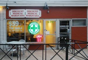Businesses like medical marijuana dispensaries would benefit from the new proposed cannabis banking reform laws.