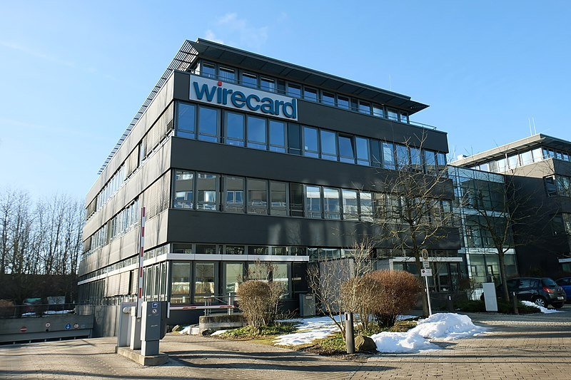 Wirecard's HQ in Germany. Paxum is returning money their customers lost to Wirecard's prepaid Mastercard