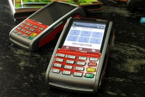 Credit card reader. Do your payment systems meet PCI compliance?