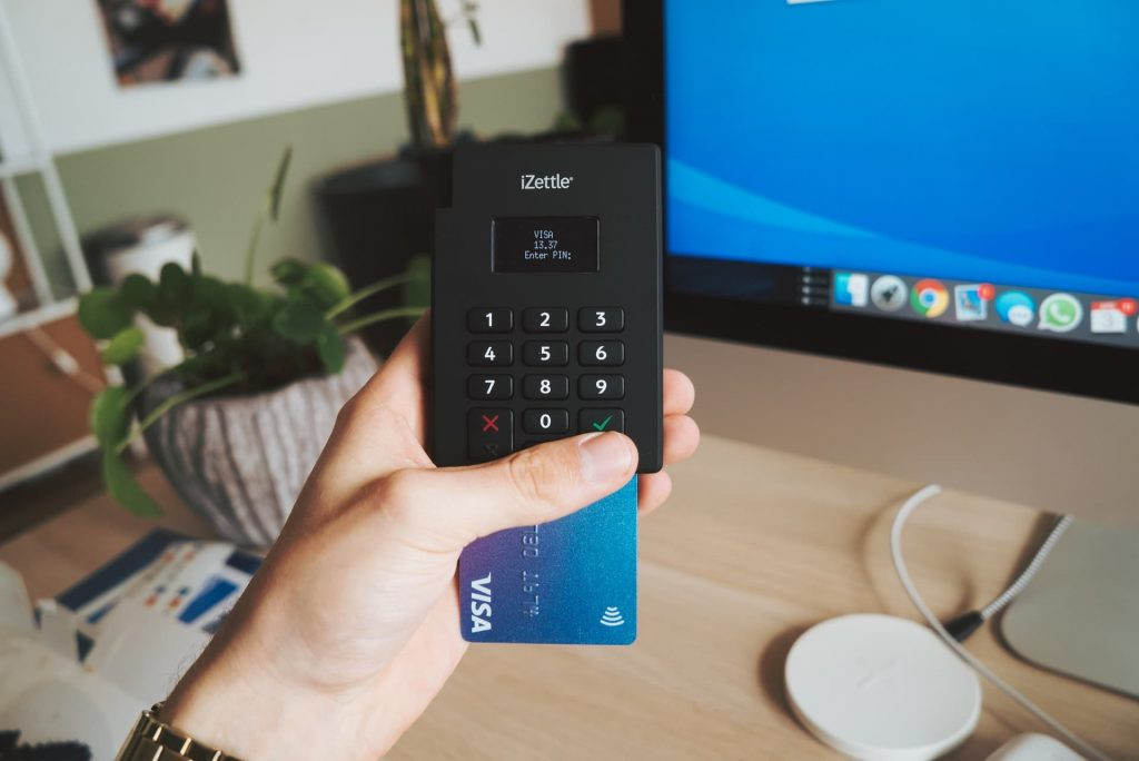 Mobile Credit Card Machine