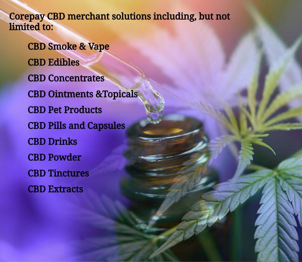 CBD merchant solutions